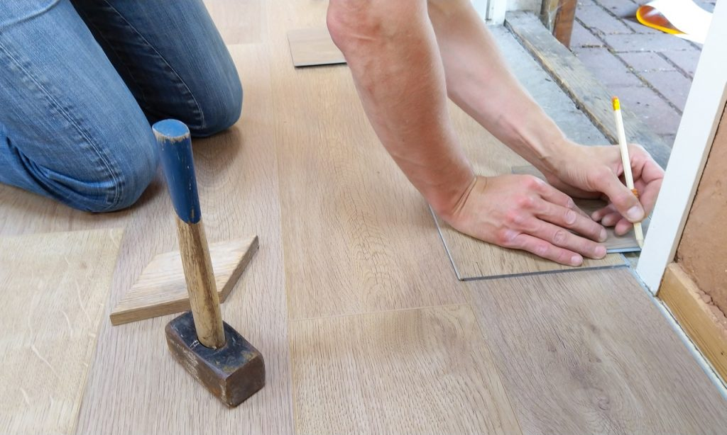 Renovating a home to flip