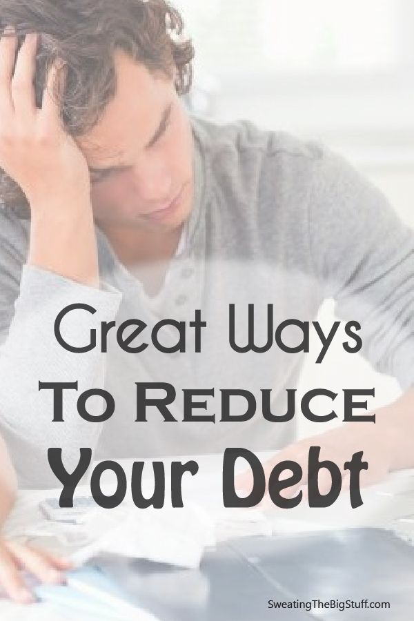 7 Things to Do When Reducing Your Debt