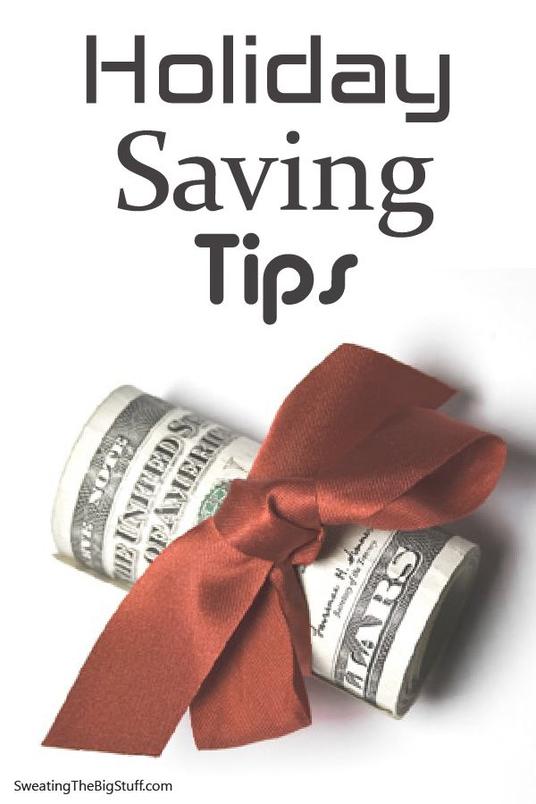 Tips to Save This Holiday Season