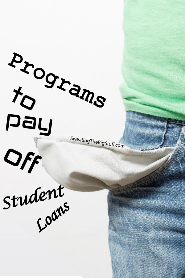 Programs to Pay off Student Loans