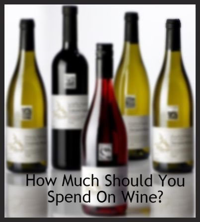 How Much to Spend on Wine at Each Stage Of Life and Income Level