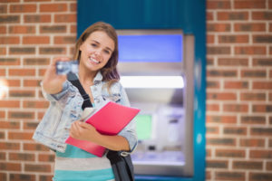 build credit score fast as a student